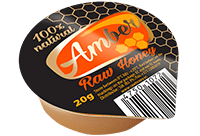 Amber Raw Honey